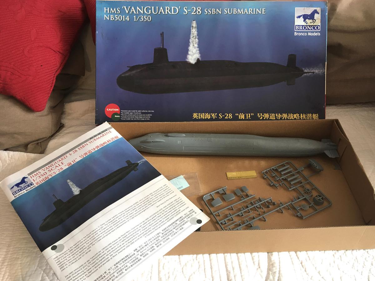 HMS VANGUARD Vangua13