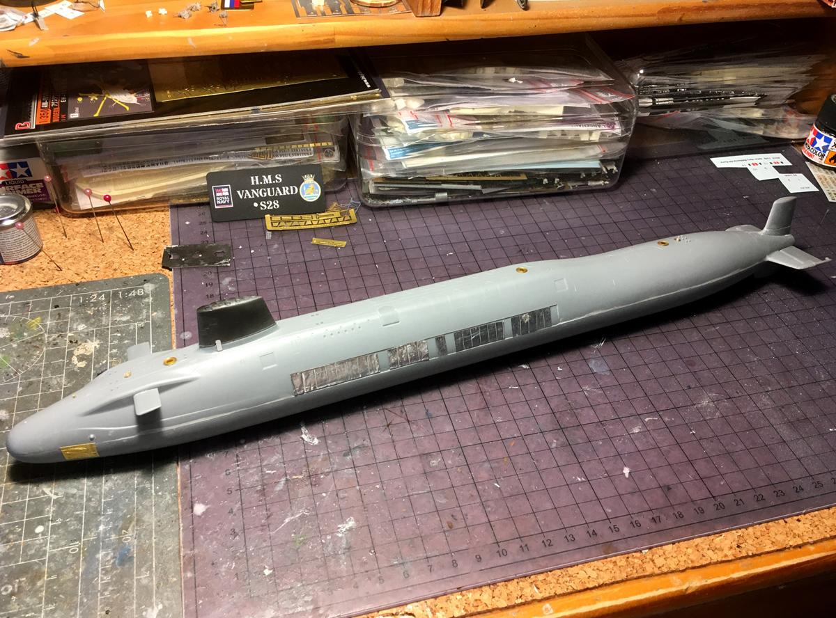 HMS VANGUARD Vangua18