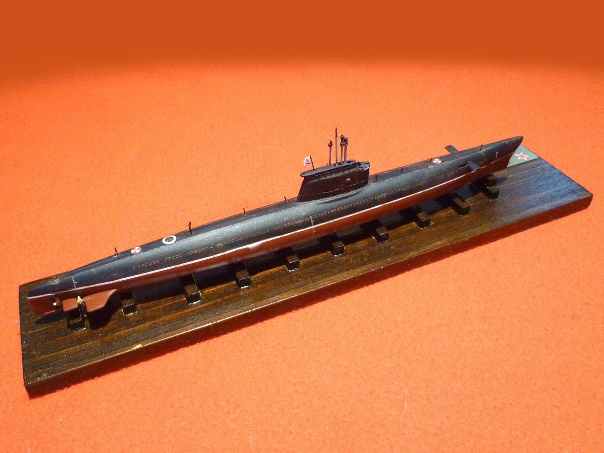 Sous-marin Classe ZULU (project 611) 1/350 Zulu_311