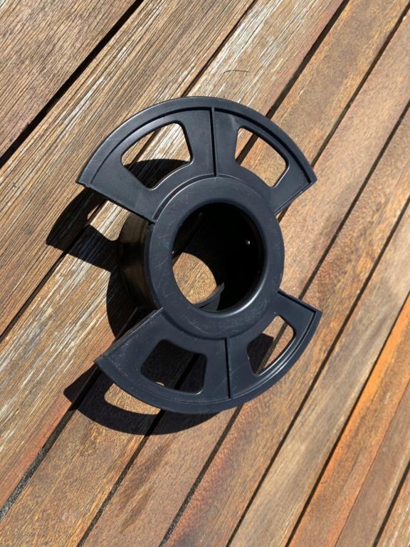 Recyclage de vos bobines de PLA vides... 0dc9db10