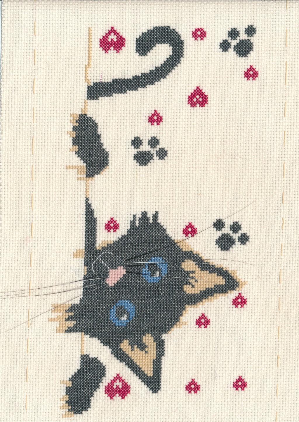 Nouvelle broderie un chat, non 2 Chat_q11