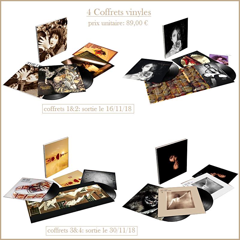 Kate Bush Remastered Vinyle10
