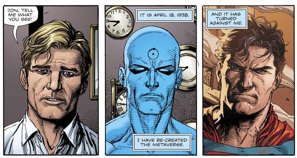 Doctor Manhattan Respect Thread 00010