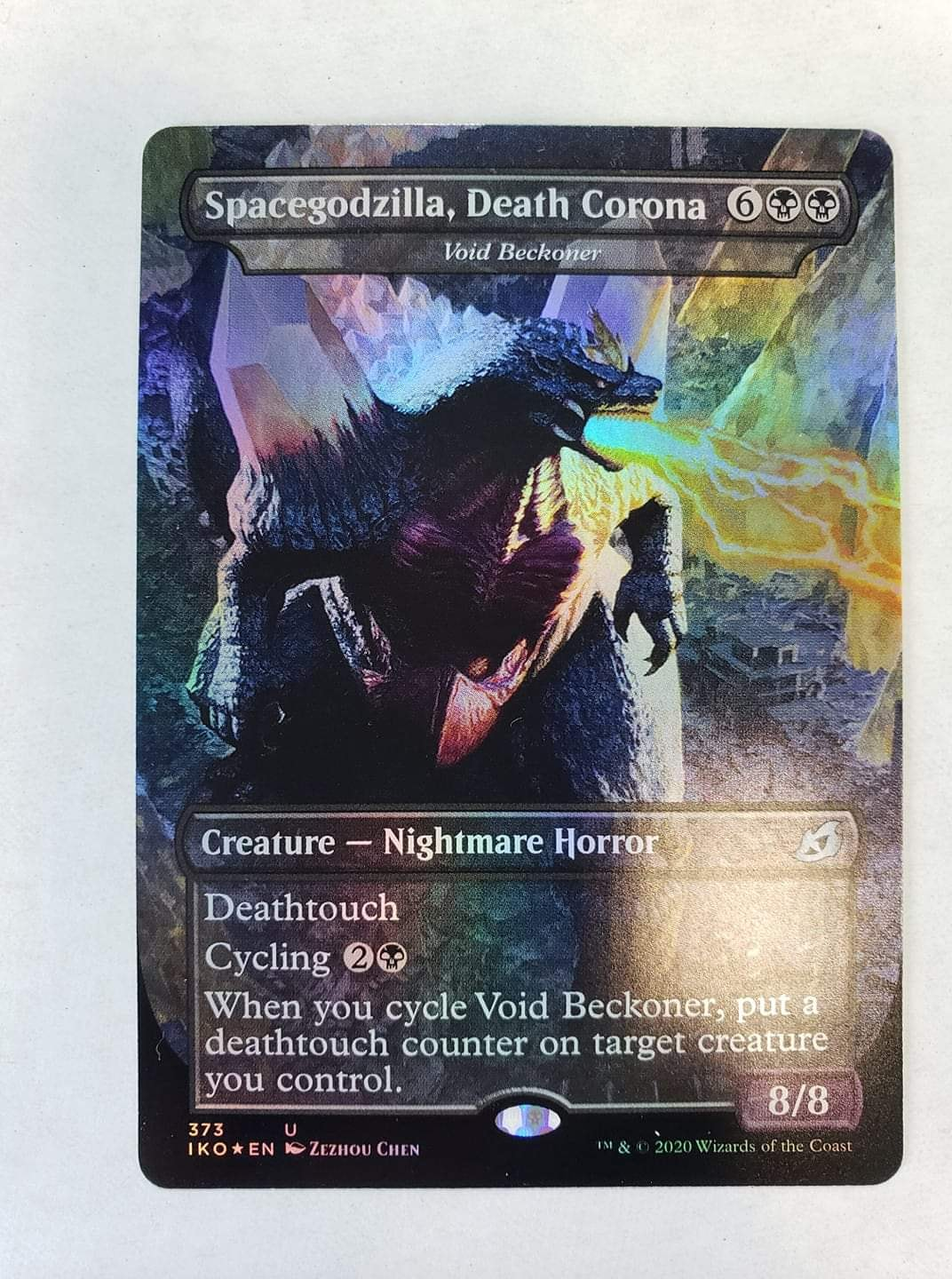Death Corona Spacegodzilla? Corna10