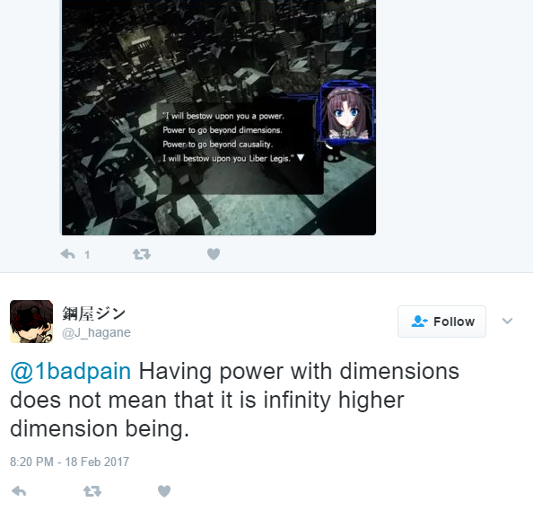 Demonbane Having Higher Dimensional Power Debunk Help10