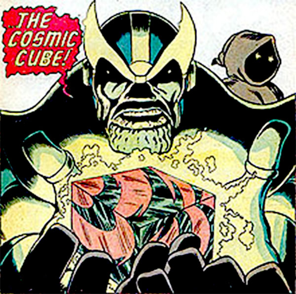Cosmic Cubes Wields Omnipotence Thanos11