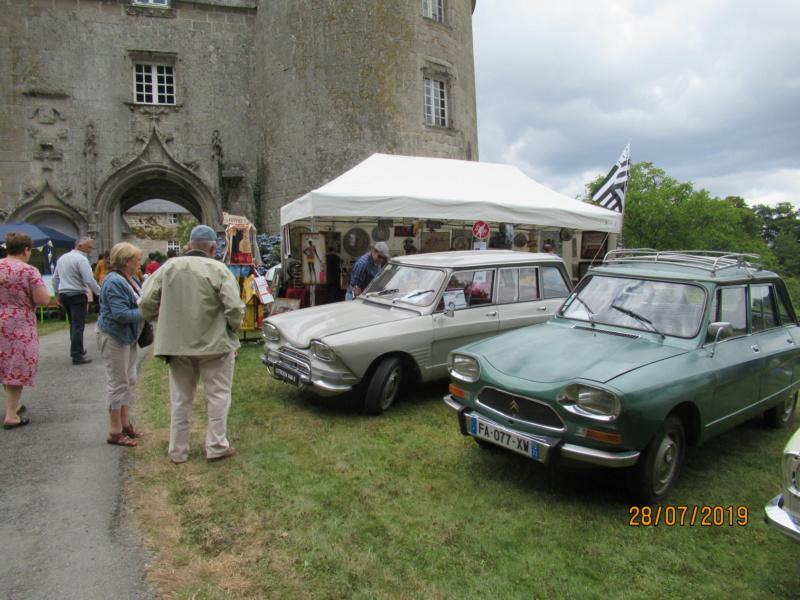 """Exposition """"Vintage"""" au Château de la NOE SECHE Dimanc29"""