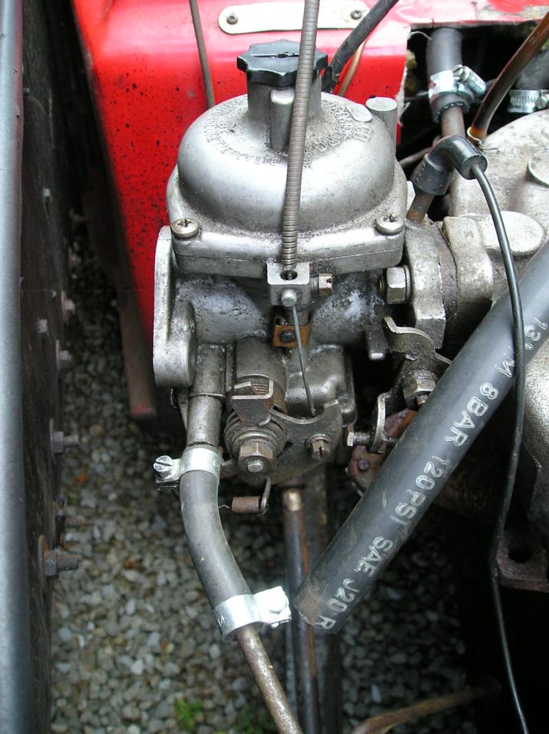 URGENT SVP. Carburateur STROMBERG P5240011