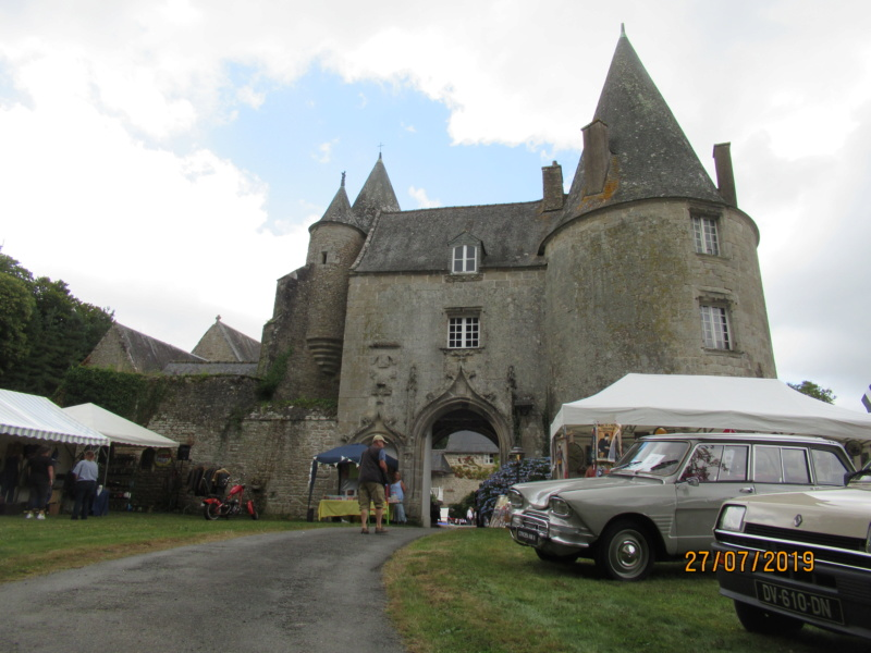"""Exposition """"Vintage"""" au Château de la NOE SECHE Samedi11"""