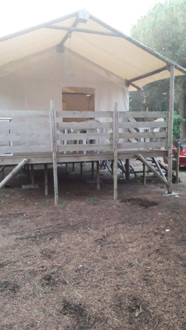 camping le bel air  07110