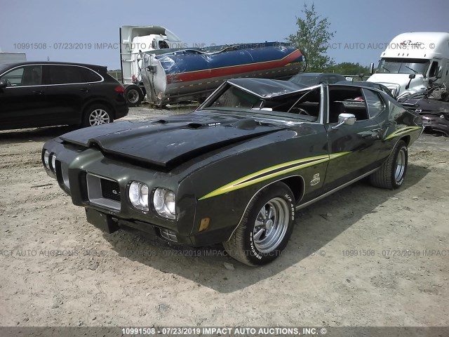Vente aux enchères 1970 PONTIAC GTO Resize19