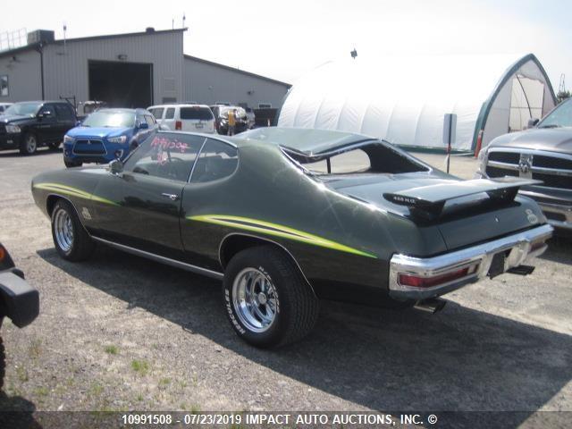 Vente aux enchères 1970 PONTIAC GTO Resize20