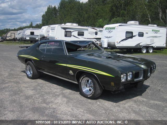 Vente aux enchères 1970 PONTIAC GTO Resize23