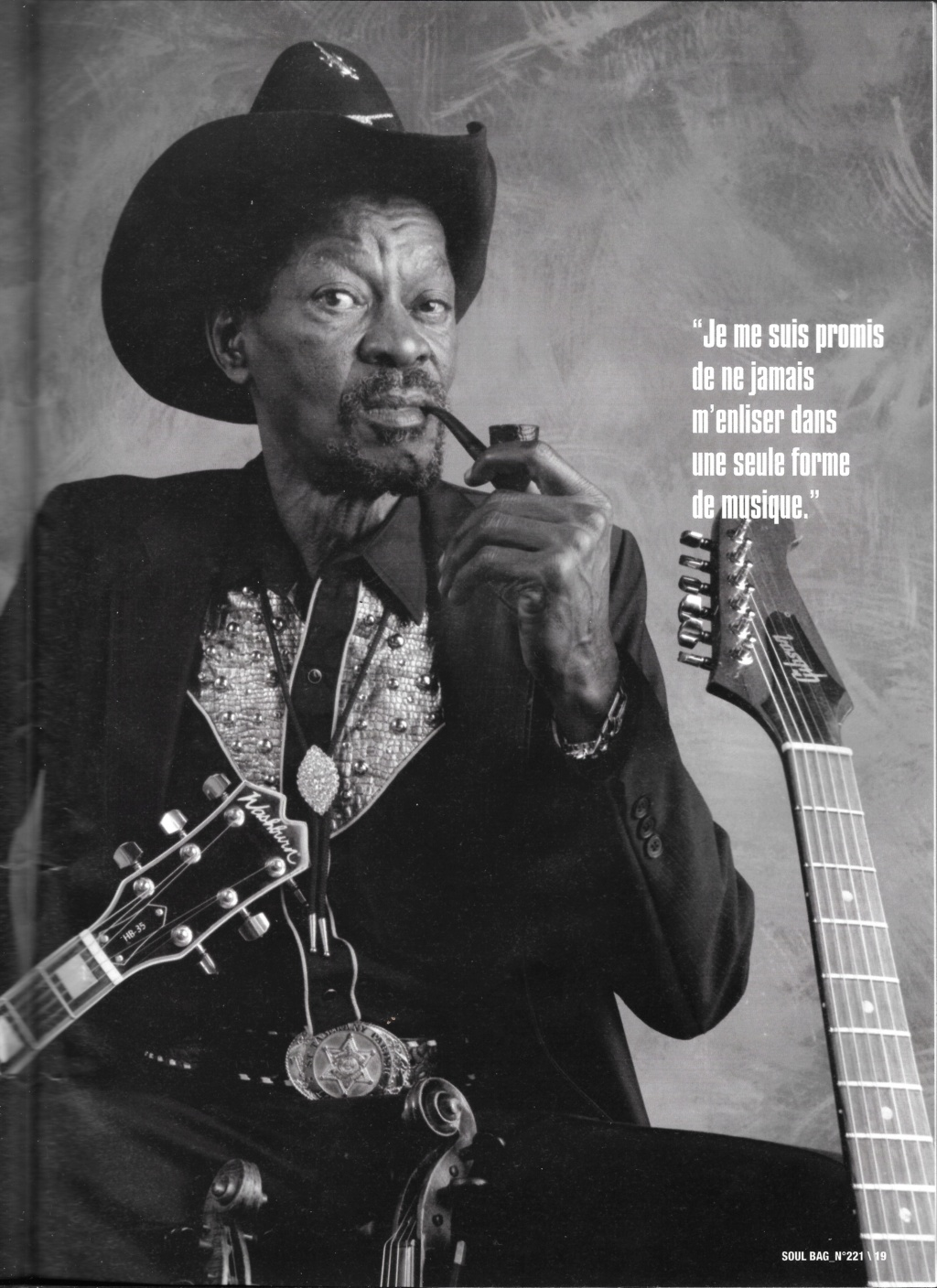 Clarence Gatemouth Brown - Page 2 Claren10