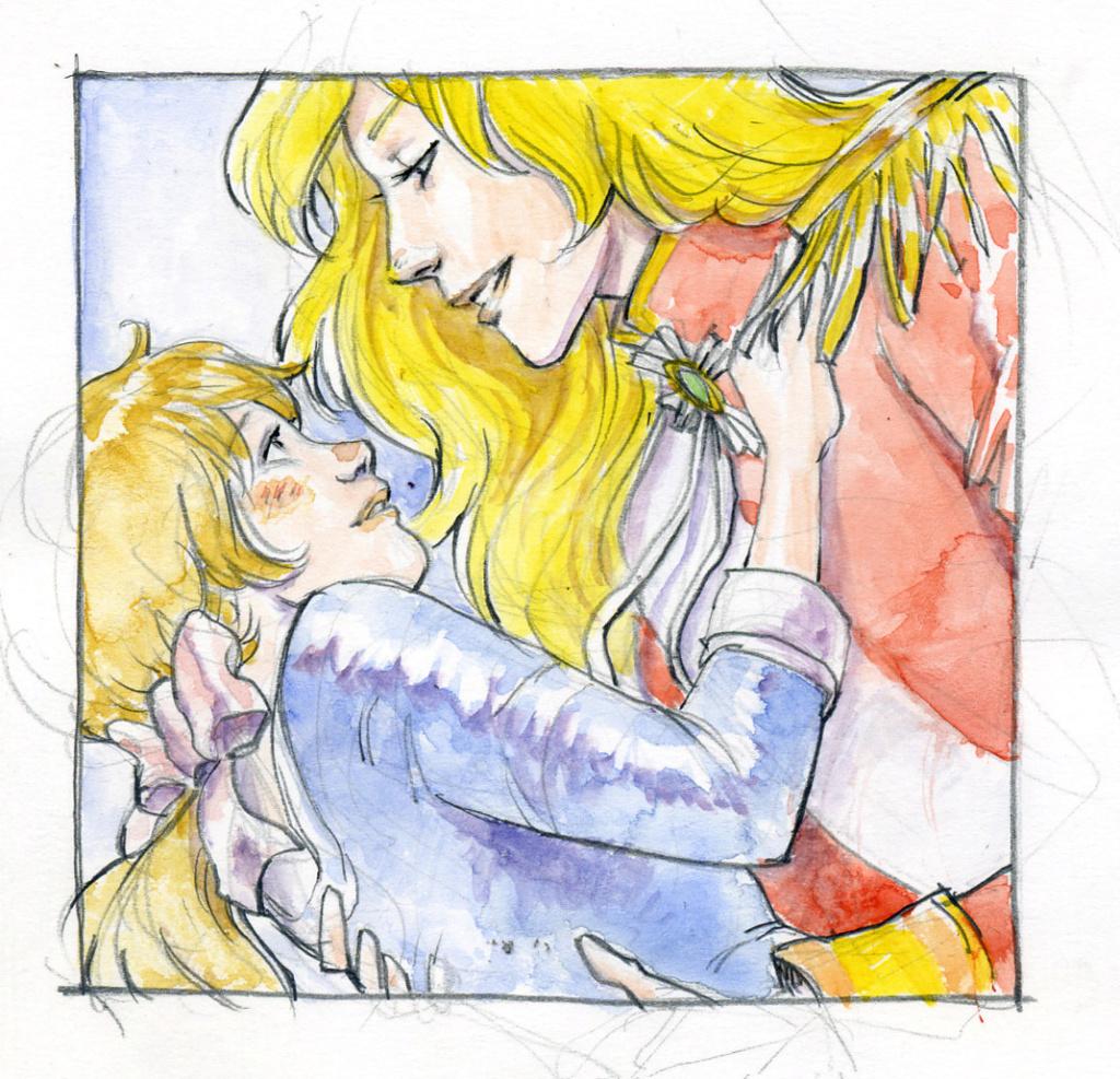 Fanart trouvé sur Pinterest - Page 3 Tumblr12