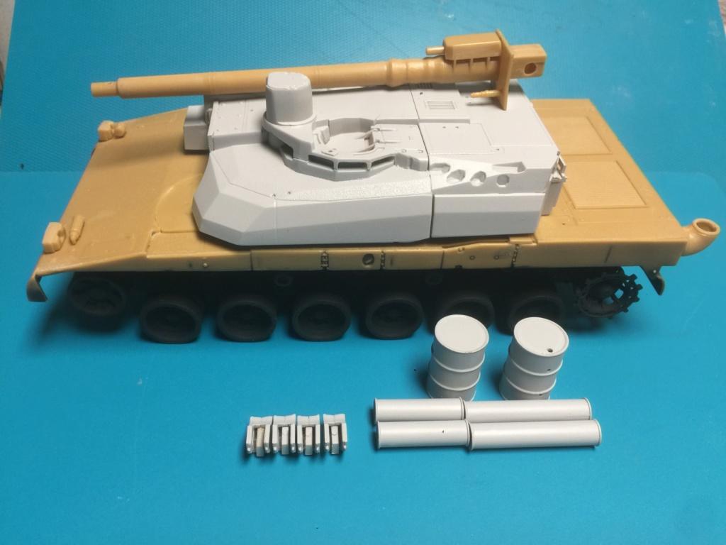 Char AMX 56 LECLERC SERIE 1 Presque sortie de boite ... Réf 81135 0986fe10
