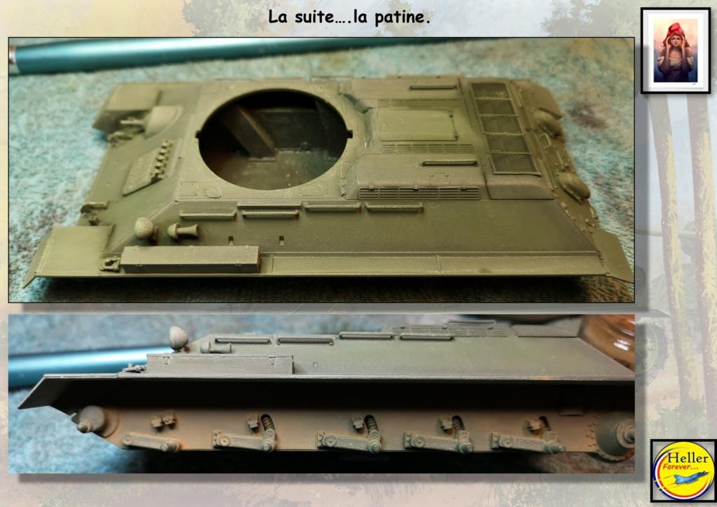 Mai 1945 - La chute de Berlin - 1/35 Char T34/85 N° 112 Factory production - Page 11 Acade103