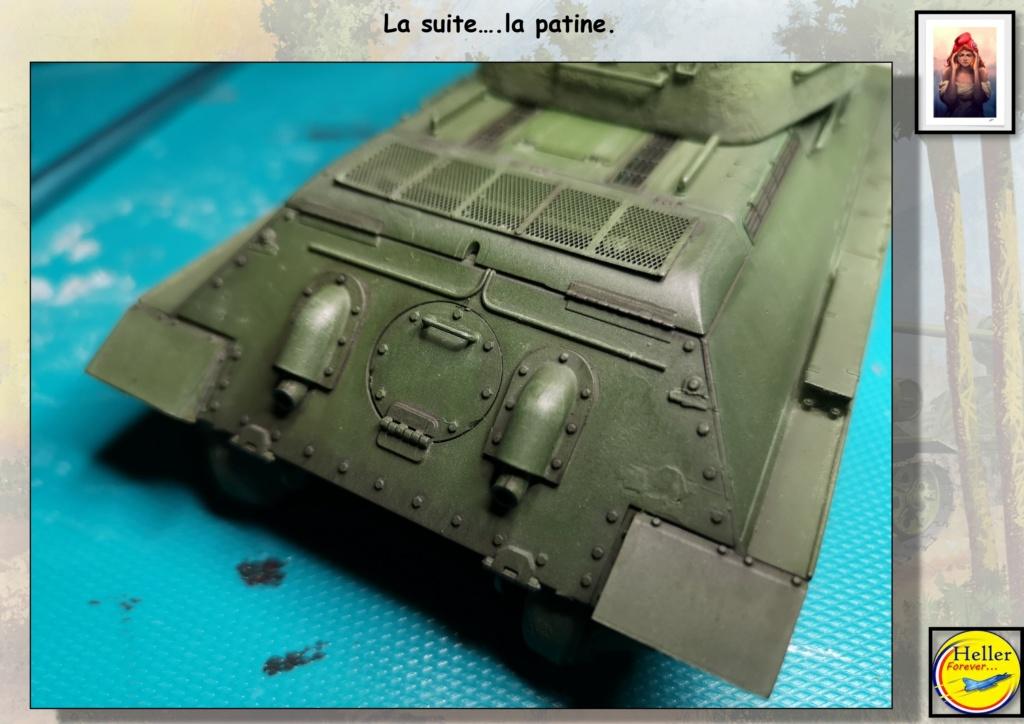 Mai 1945 - La chute de Berlin - 1/35 Char T34/85 N° 112 Factory production - Page 11 Acade108