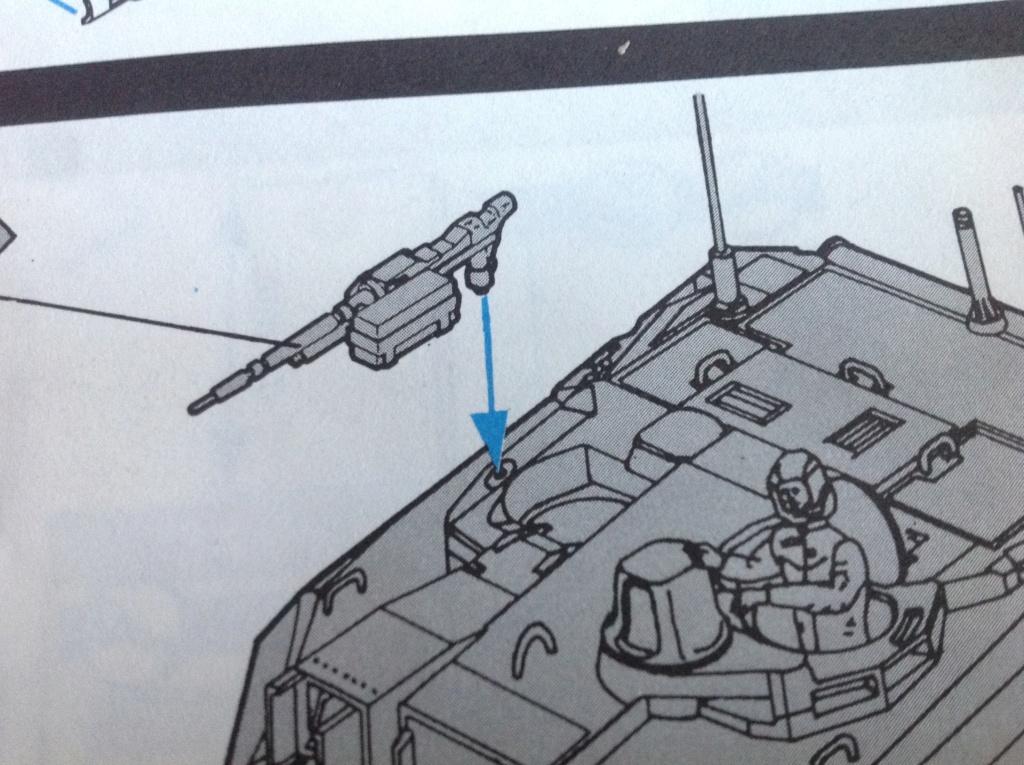 Char AMX 56 LECLERC SERIE 1 Presque sortie de boite ... Réf 81135 - Page 2 Img_5219