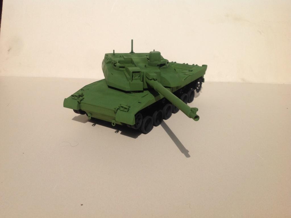 Char AMX 56 LECLERC SERIE 1 Presque sortie de boite ... Réf 81135 - Page 2 Img_5221