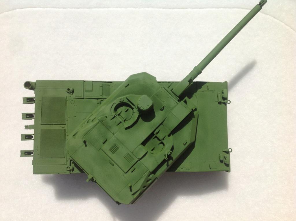 Char AMX 56 LECLERC SERIE 1 Presque sortie de boite ... Réf 81135 - Page 2 Img_5222