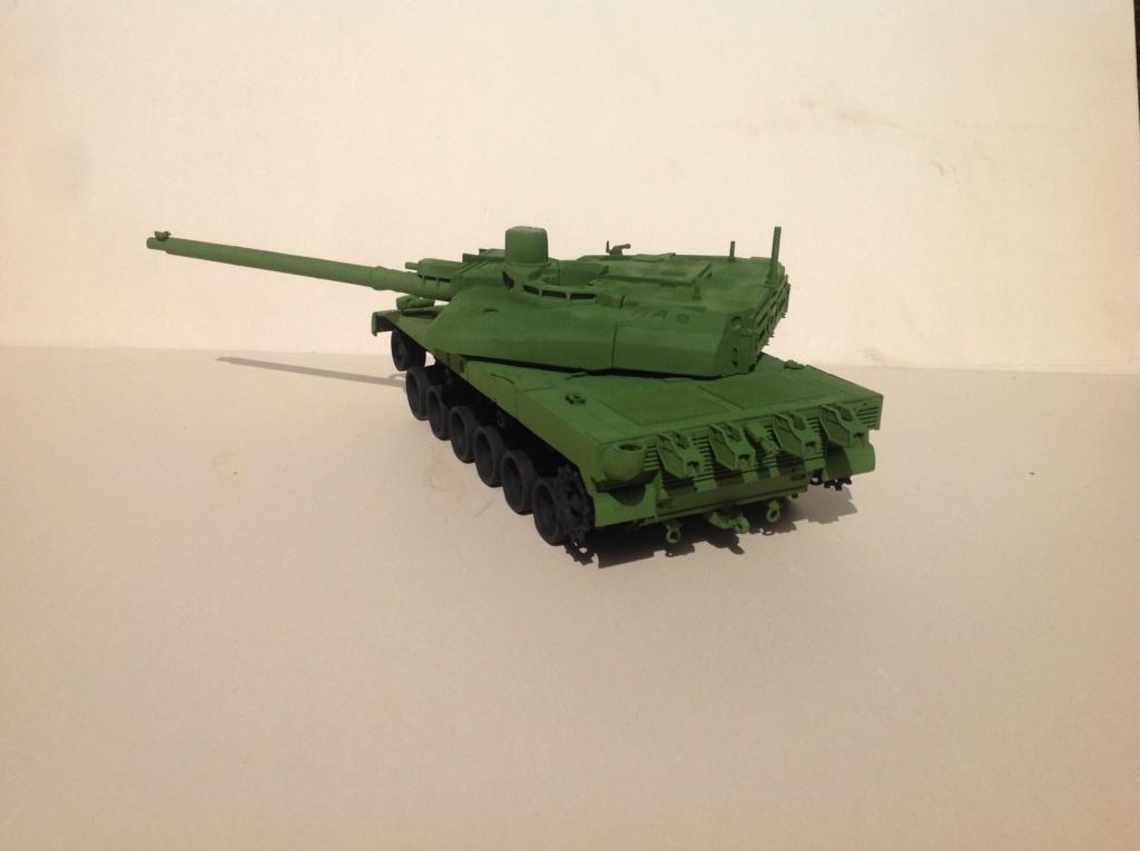 Char AMX 56 LECLERC SERIE 1 Presque sortie de boite ... Réf 81135 - Page 2 Img_5223