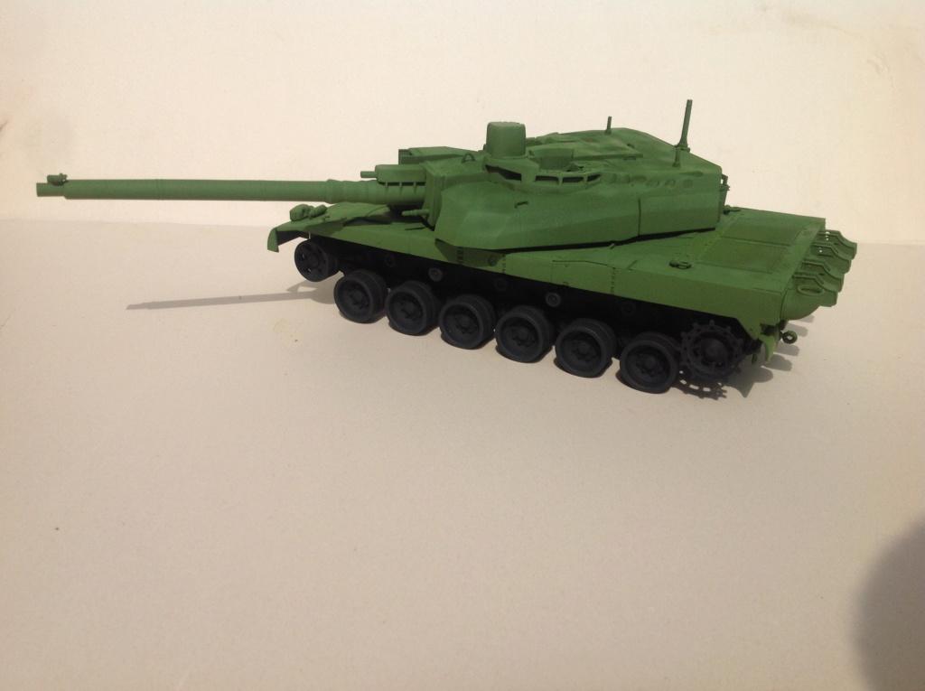 Char AMX 56 LECLERC SERIE 1 Presque sortie de boite ... Réf 81135 - Page 2 Img_5224