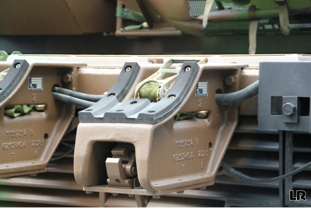 Char AMX 56 LECLERC SERIE 1 Presque sortie de boite ... Réf 81135 Maque415