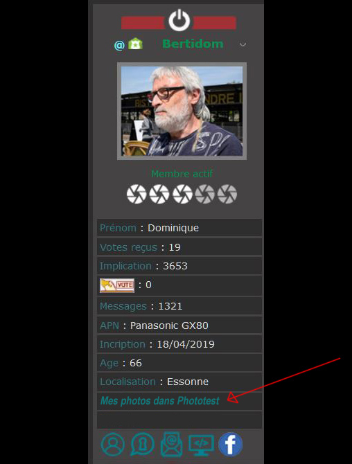 *RESOLU*[PHPBB3] Bouton photos dans Phototest Captur66