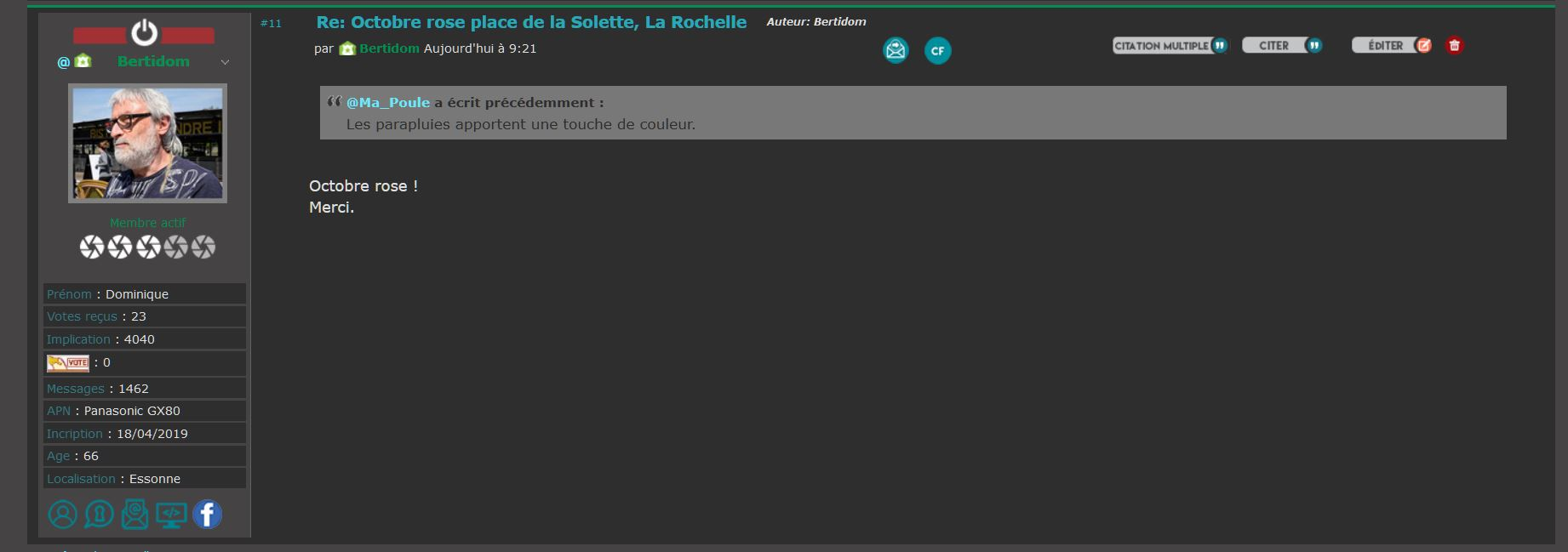 *RESOLU*[PHPBB3] Derniers messages Captur96