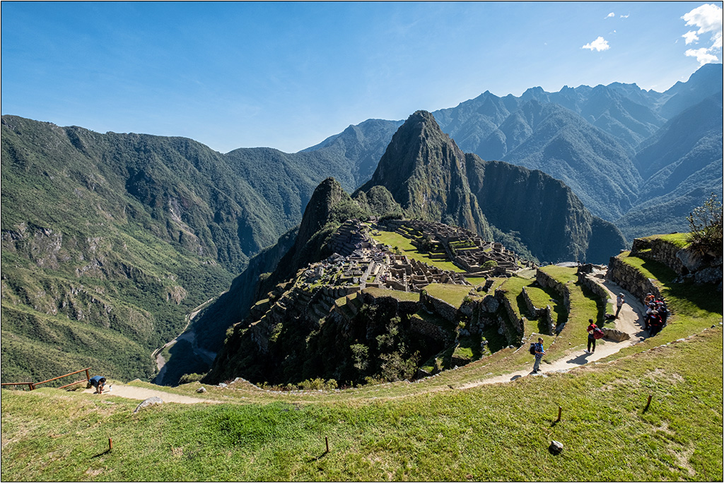 [Paysages] Le Machu Picchu Dscf4511