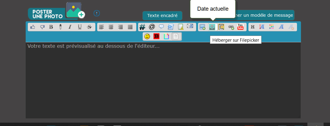 *RESOLU*[PHPBB3] Title en double sur un bouton éditeur Sans_t30