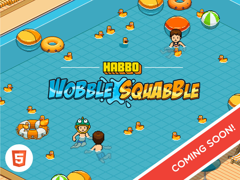 Minigame Habbo Wobble Squabble in via di sviluppo 8710