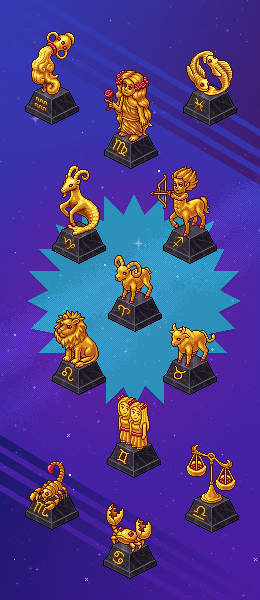 [ALL] Immagini Furni Habbo Club 2019: Statue dello Zodiaco Featur22