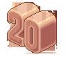 Furni rari classici Oro-Rosa per i 20 anni di Habbo Habbo210