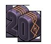 Furni rari classici Oro-Rosa per i 20 anni di Habbo Habbo211
