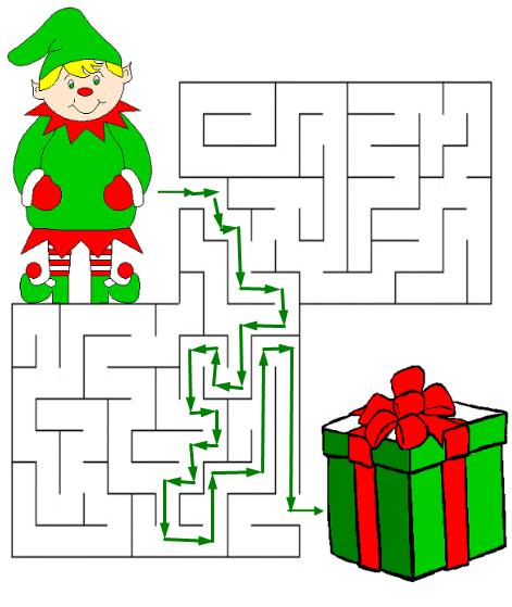 [HLF XMAS] Esito Missione Natalizia: Labirinto Elfo! Scre1288
