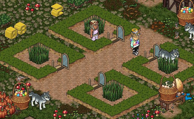 Gioco Bunny Village | Arcobaleno Dolcissimo #1 Scre2308