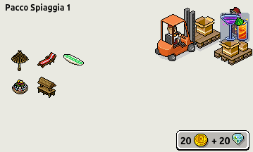 Hashtag luglio2018 su HabboLife Forum Scree100