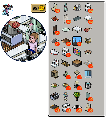 Hashtag luglio2018 su HabboLife Forum Scree105