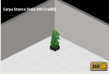 [ALL] Furni di Credito Carpa Stanca in catalogo (Vale 350 Crediti) Scree168