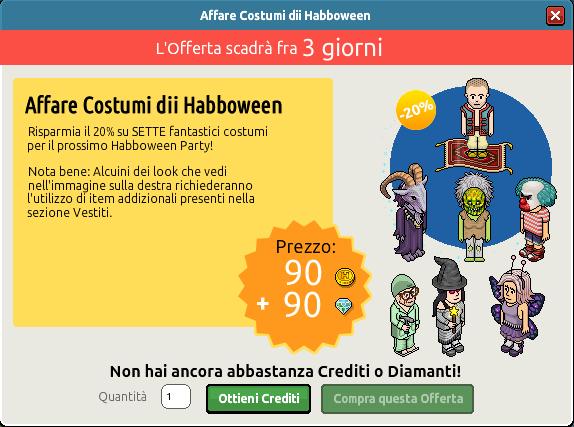[ALL] Inserito l'Offerta Affare Costumi di Halloween su Habbo! - Pagina 2 Scree327