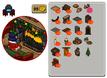 Hashtag natale2018 su HabboLife Forum Scree510