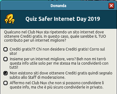 [ALL] Quiz Safety Internet Day 2019 #3 Scree601