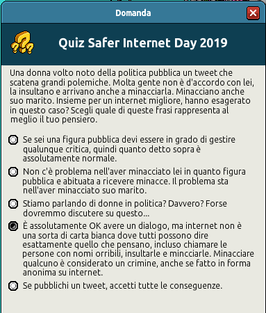 [ALL] Quiz Safety Internet Day 2019 #3 Scree602