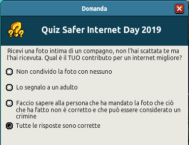 [ALL] Quiz Safety Internet Day 2019 #3 Scree604