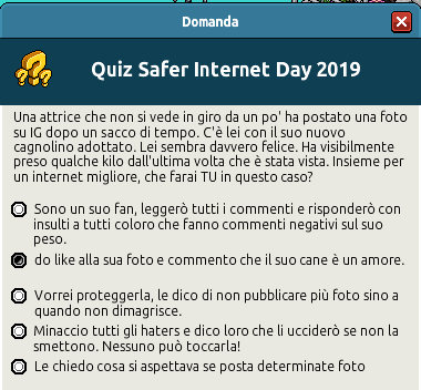 [ALL] Quiz Safety Internet Day 2019 #3 Scree605