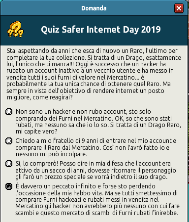 [ALL] Quiz Safety Internet Day 2019 #3 Scree606