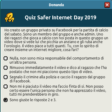 [ALL] Quiz Safety Internet Day 2019 #3 Scree607