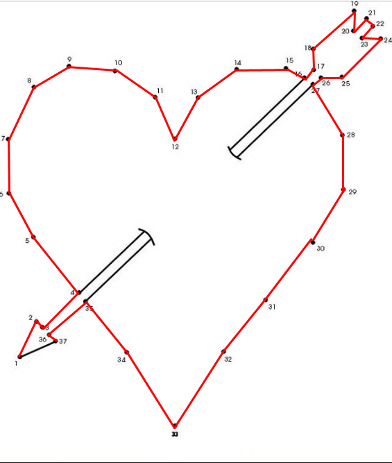 [HLF GAME] Missione San Valentino: Esito Unisci i puntini #36 Scree609